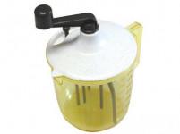 šlehač ruční 0,75l v.11cm plastový (PH metly) - mix barev