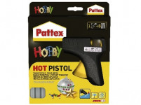 pistole tavná 70W pr.11mm + 6ks tyčinek PATTEX
