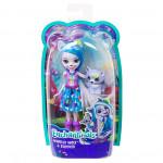Enchantimals panenka a zvířátko - mix variant či barev