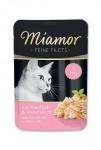 Miamor Cat Filet kapsa tuňák+krab 100g