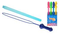 Bublifuk meč 60 cm 300 ml - mix barev