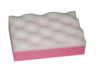 houba koupelová masážní 14x9x4cm 1080 - mix barev