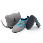 CatMotion skládací baleríny do kabelky Strand blue