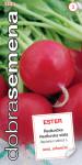 Dobrá semena Ředkvička červená - Ester raná 3g - VÝPRODEJ