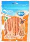 Duvo+ dog Bones! Twist.chicken jerky sticks 110g