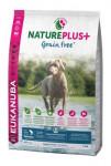 Eukanuba Dog Nature Plus+ Puppy Grain Free Salmon2,3kg