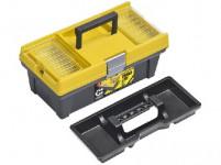 """kufr na nářadí 12"""" STUFF SEMI PROFI CARBO 312x167x130mm"""