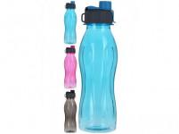 láhev na pití 600ml plastová, mix 3 barvy