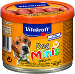 Vitakraft Dog pochoutka Snack Minis Chicken 12ks - VÝPRODEJ