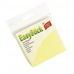Samolepící bloček - žlutá 76x76mm, 100 listů