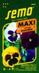 Semo Maceška zahradní - XXL F1 15s - série Maxi