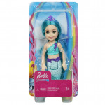 Mattel Barbie Chelsea mořská panna - mix variant či barev - VÝPRODEJ
