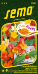 Semo Lichořeřišnice větší - Jedlé květy 2g - série JEDLÉ KVĚTY
