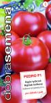 Dobrá semena Rajče tyčkové - Pedro F1 30s