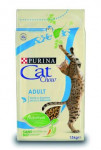 Purina Cat Chow Adult - losos a tuňák 1,5 kg