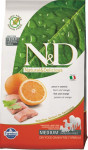 N&D Grain Free Dog Adult Fish & Orange 2,5 kg