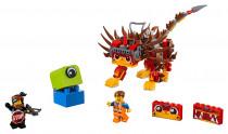 Lego Movie 70827 Ultrakatty a válečnice Lucy!