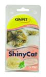 Gimpet Shiny cat konz. - kuře, krab 2 x 70 g