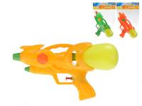 Vodní pistole plast 26cm - mix barev