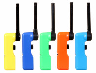 Zapalovač plynový domácnostní otočný mix barev 11-19cm