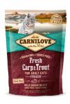 Carnilove Cat Fresh Carp & Trout Sterilised Adult 400g