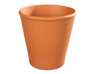 Květník ROSA keramický terakota 10/12x12cm