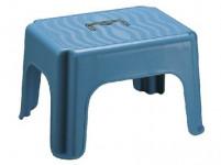 stolička 36x30x24cm, nosnost 150kg plastová - mix barev
