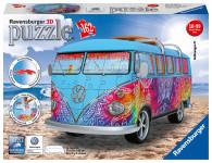 VW Bus T1 Indianské léto 162 dílků 3D