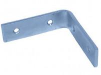 úhelník rovnoramenný 50x120x120mm Zn (4ks)