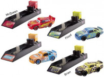 MATTEL Cars 3 vystřelovač s autíčkem - mix variant či barev