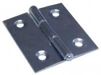 závěs kloub. 40x40mm Zn (20ks)