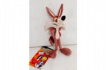 Kojot Looney Tunes plyš 22cm