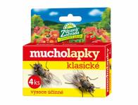 Mucholapka 4ks