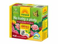 Hnojivo MINERAL krystalické na květy a plody+lignohumát 400g