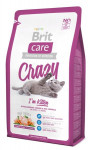 Brit Care Cat Crazy I´m Kitten 2 kg - VÝPRODEJ