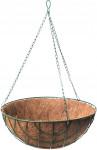 Košík kokosový závěsný 30 cm