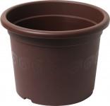 Plastia obal Narcis - čokoládový 28 cm