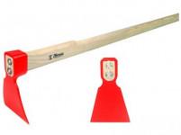 Motyka úhlová, okopávačka, kovaná, 75mm 120cm