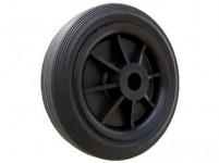 kolečko obruč ČER 160/15mm KL plastové, disk