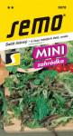 Semo Salát kadeřavý k řezu - směs mladých listů 1,5g - série Mini