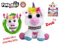 """Punkymals plyšové zvířátko """"Blink"""" 23 cm na baterie smějící se"""