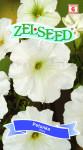 Seva Zelseed Petunie - bílá 0,04g - VÝPRODEJ