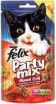 Felix snack cat -Party Mix Mixed Grill 60 g
