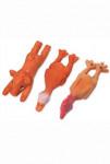 Hračka pes Figurky latex mix 14cm FL 1ks