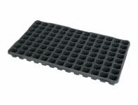 Sadbovač MINI JP plastový černý 3x3cm 104ks