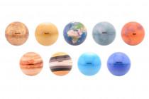 Míček Planeta Sluneční soustavy - mix variant či barev - VÝPRODEJ