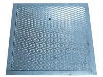 plech zákrytový 600x600mm Zn