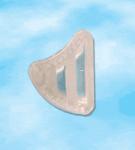 Rozvěrač dutiny ústní umělohmotný velký (klín) 1ks