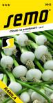 Semo Cibule jarní - Ranila bílá svazková 1,5g - VÝPRODEJ