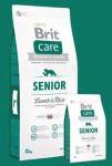 Brit Care Dog Senior Lamb & Rice NOVÝ 3 kg